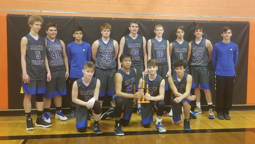 MC Pirates Boys Humansville Tournament Recap