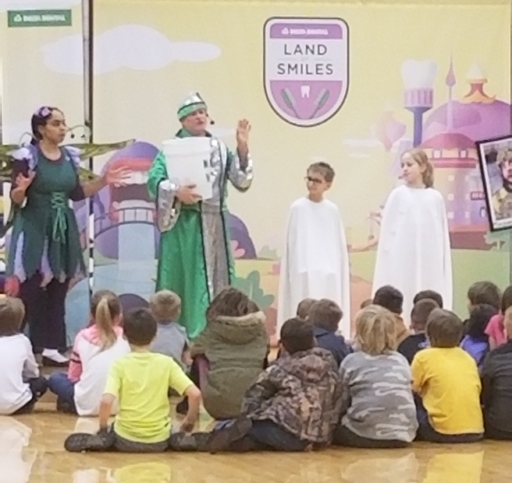 Delta Dental Presents Tooth Tips from Tooth Wizard and Tooth Fairy