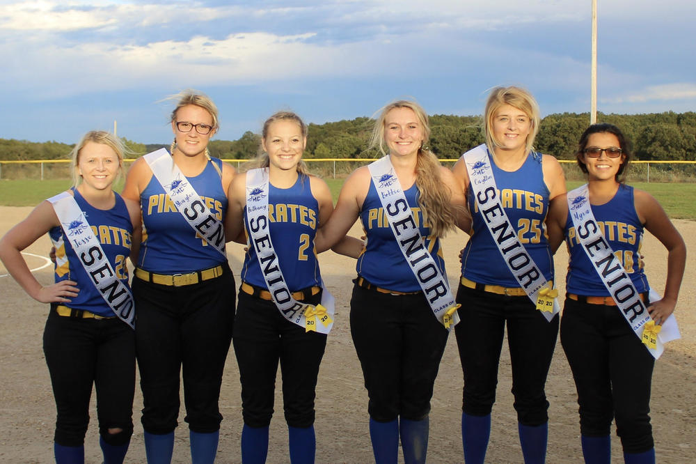 Lady Pirates Celebrate Senior Night with Win