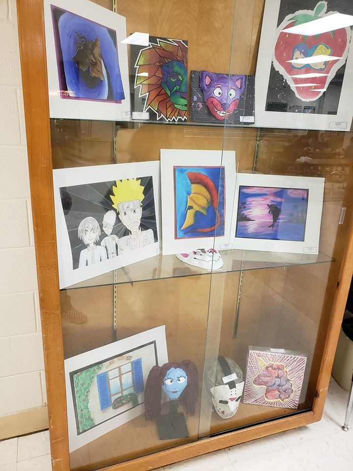 Macks Creek Art Department Update