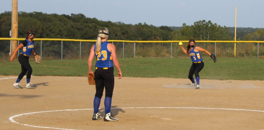 Softball Falls to Crocker