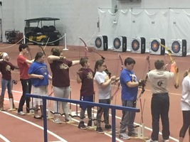 Columbia Archery Tournament Results: 7 Personal Bests & 1 State Qualifier