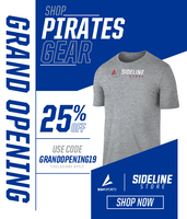 Black Friday Deal: Shop the Pirates Sideline Store and Save up to 25%