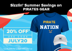 Pirate Gear Summer Sale