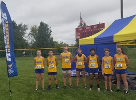 Photos from Pirates & Lady Pirates XC Teams at 2020 Linn Invitational