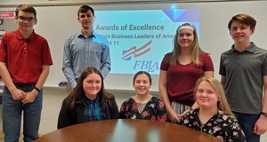 MACKS CREEK FBLA STUDENTS PLACE AT DISTRICTS AND QUALIFY FOR STATE