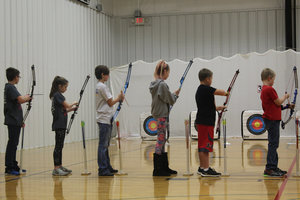 Macks Creek Pirates Archery Team Tournament Highlights