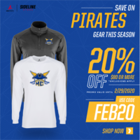 Get Your PIRATES Gear