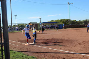 Lady Pirates Earn Split with Morrisville