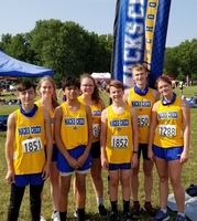 Photos of 2020 Macks Creek XC at Bolivar Invitational