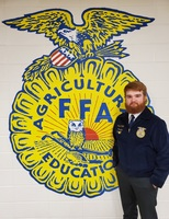 Trever Smith Earns FFA State Degree