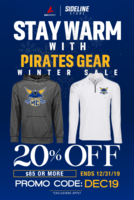 Stay Warm with Sideline Gear Winter Sale