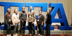 Macks Creek Students Attend the FFA National Convention in Indianapolis