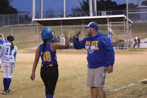 Lady Pirates Lose in District Semis