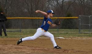 Pirates Win Baseball Home Opener