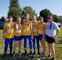 MC Pirates Cross Country Team Opens Season