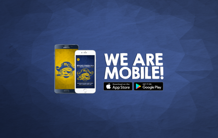 Get the Macks Creek App today!