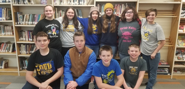 JH & HS History Bowl Teams