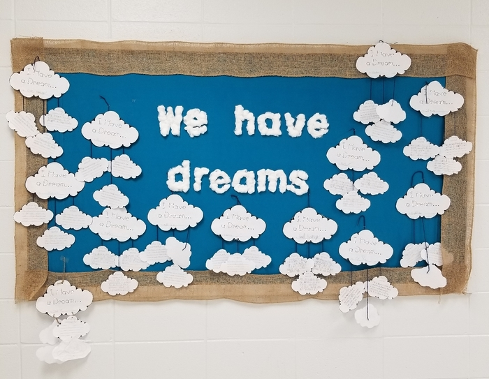 We have dreams too!