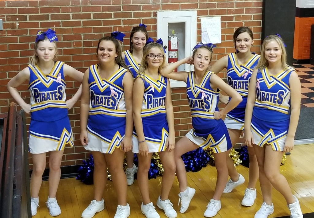 JH Cheer Squad