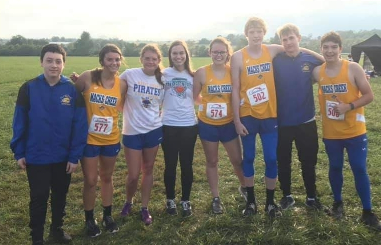 MC XC at Buffalo