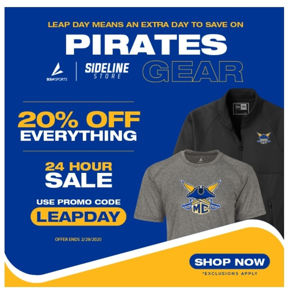 Leap Day Sales Promo
