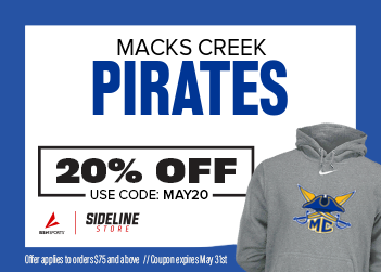 20% Off Pirate Store Use code MAY20